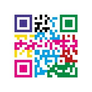 QR Code stampato su AmpliDock