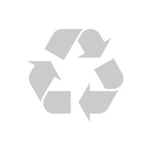 Realizzato con materiali ecologici e riciclabili