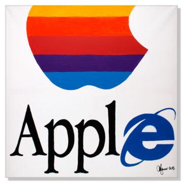 960px-Apple-AcrylicOnCanvas-TechnoFood2015-Michele Zanoni