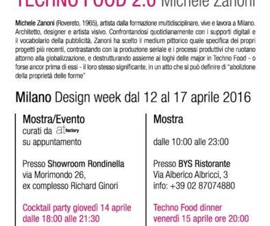 Techno Food 2.0
