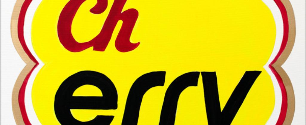 600x600px-Cherry-AcrylicOnCanvas-TechnoFood2015-Michele Zanoni