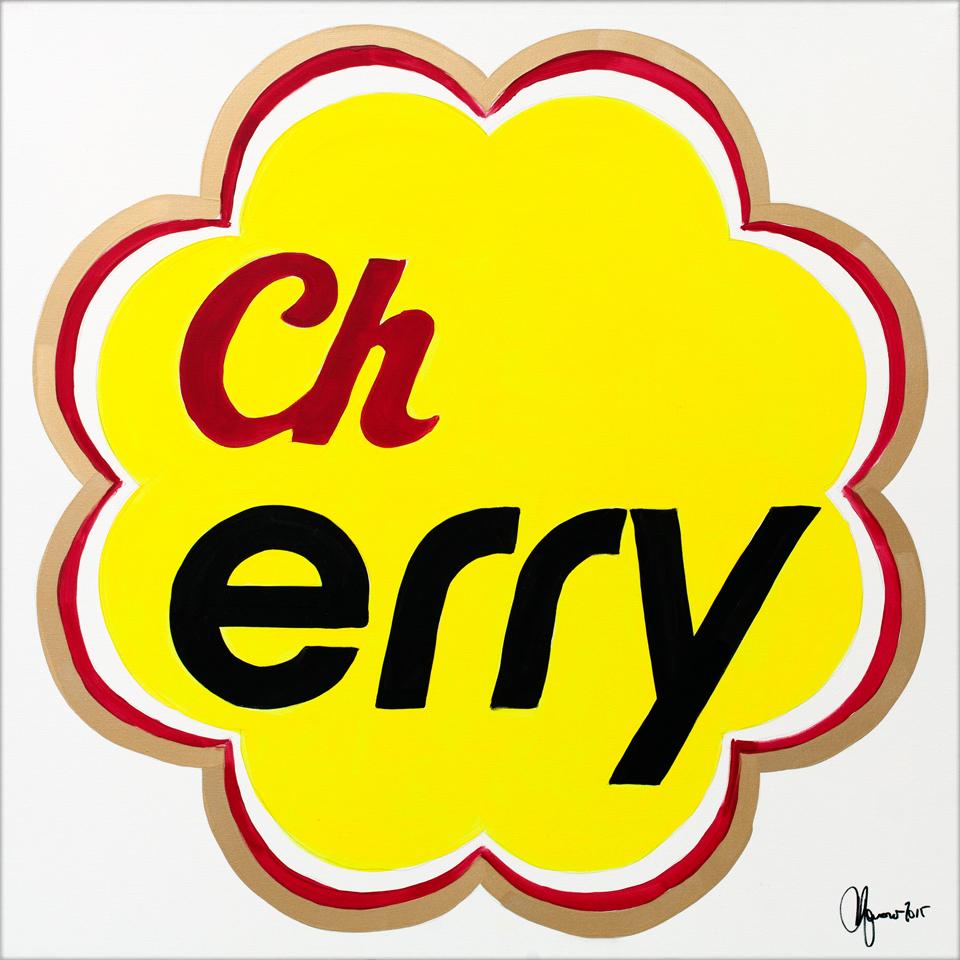 960x960px-Cherry-AcrylicOnCanvas-TechnoFood2015-Michele Zanoni
