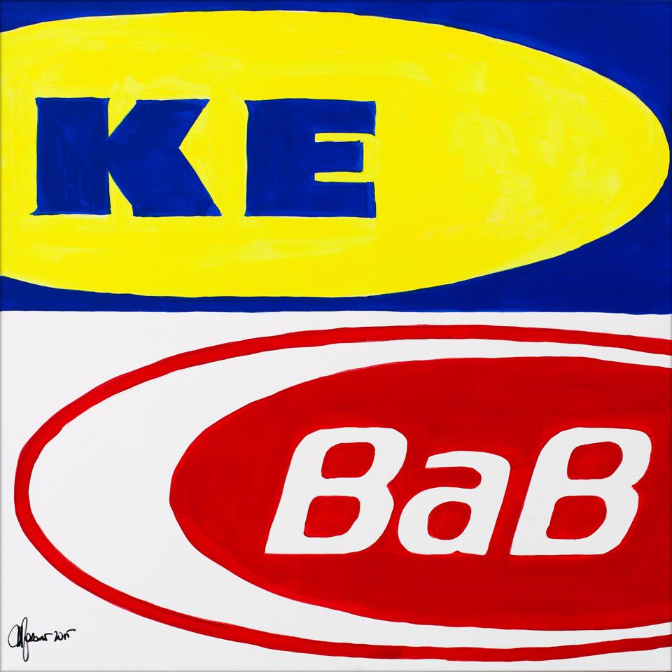 960x960px-Kebab-AcrylicOnCanvas-TechnoFood2015-Michele Zanoni