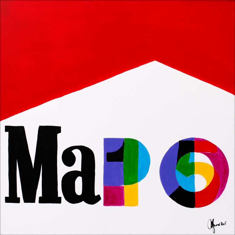 960x960px-Mapo-AcrylicOnCanvas-TechnoFood2015-Michele Zanoni