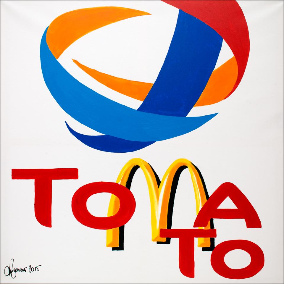 960x960px-Tomato-AcrylicOnCanvas-TechnoFood2015-Michele Zanoni