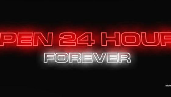 Open24hours-forever