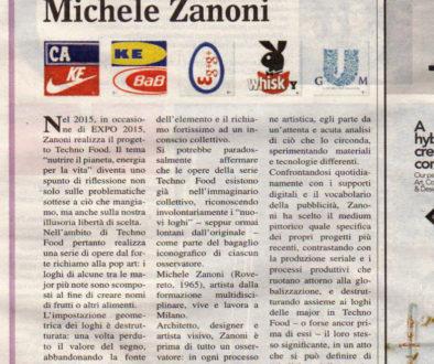 Techno Food 2.0 su Repubblica di oggi