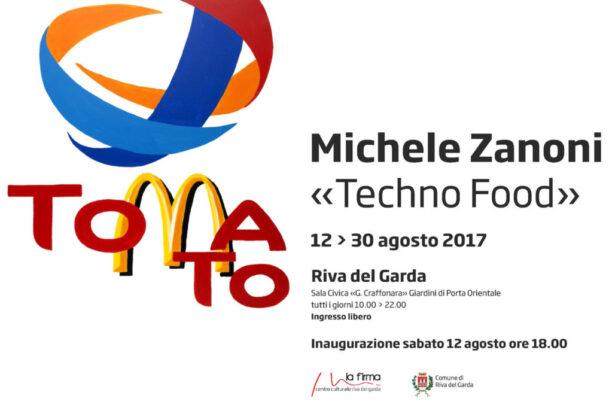 Techno-Food-card
