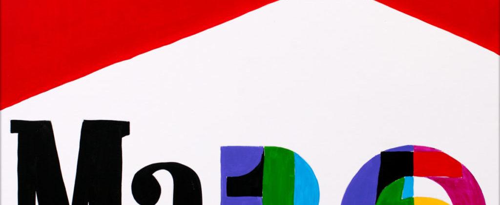 Mapo-AcrylicOnCanvas-TechnoFood2015-Michele Zanoni