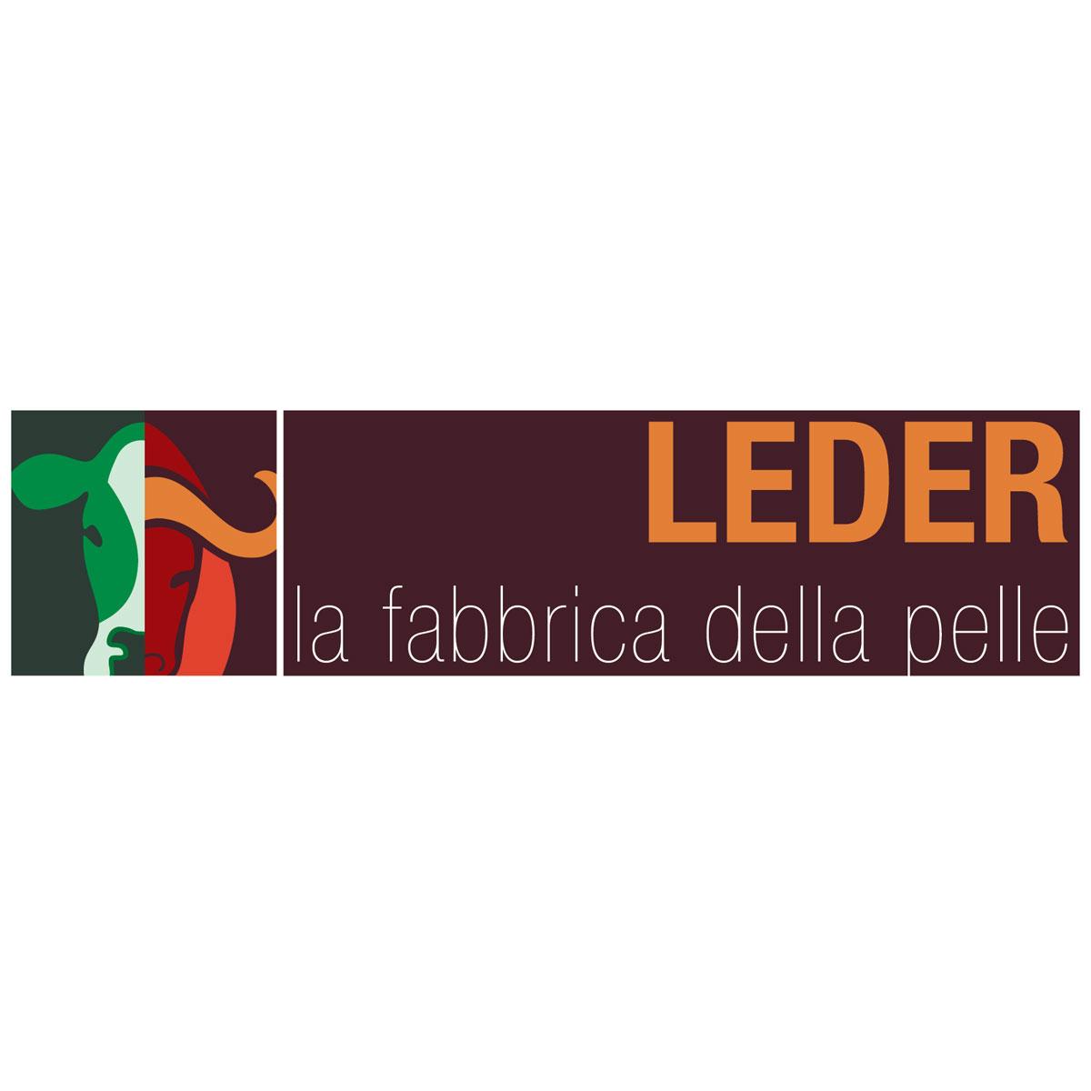 LEDER Logo & Communication